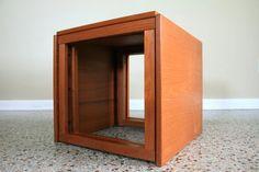Kai Kristiansen Teak Nesting Cube  Set of by RetroTherapyRehab