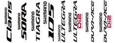 We look at the hierarchy of Shimano's road bikes: Claris, Sora, Tiagra, 105, Ultegra, Ultegra Di2, Dura-Ace and Dura-Ace Di2.