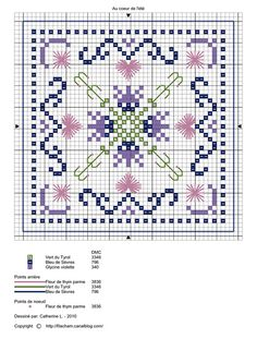 Biscornu inspiration #cross-stitch