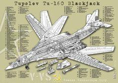 "Russian bombardier tupolev tu-160 ""blackjack"""