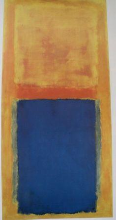 Mark Rothko, Homage to Matisse, 1954