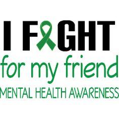 Mental Health Ribbon, Mental Health Facts, Kids Mental Health, Mental Illness Awareness, Awareness Campaign, Green Ribbon, Conversation, Cancer, Sayings