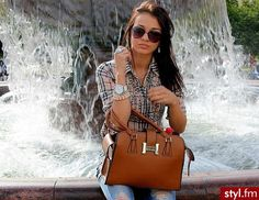 that bag though >>