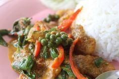 kreung gaeng pla at my fav restaurant in Phuket Town