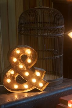 12 Old Vintage Style Marquee Ampersand And Sign by JunkArtGypsyz, $99.90