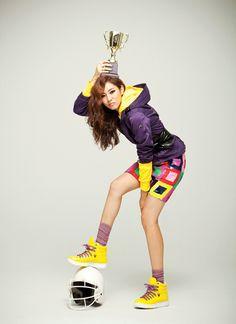 Uee ( Kim Yu-Jin) ★ #AfterSchool #Kpop #Fashion