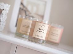 JOIK Candles