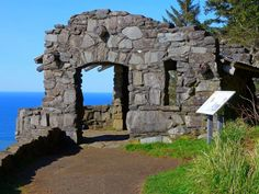 4. The Cape Perpetua Scenic Lookout is absolutely amazing.
