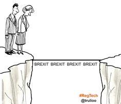 Ladies first...? #Brexit #fintech #regtech G Tech, Business Meeting, Financial Institutions, New Technology, How To Apply, Comics, Medium, Cartoons, Future Tech