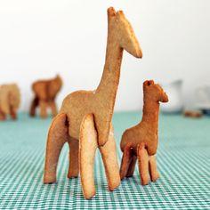 Safari Animal Cookie Cutters - buy at Firebox.com