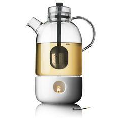 Kettle teapot heater