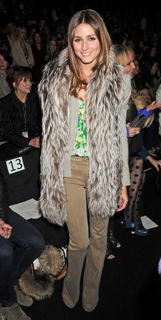 Olivia Palermo Flare Jeans - Flare Jeans Lookbook - StyleBistro