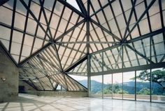Miho Museum, Shangri-la. I M Pei. 1997. Japan. Southeast of Kyoto, near the town of Shigaraki