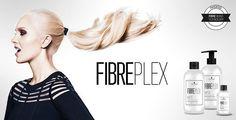 Ya disponible en www.siscopel.es  LA GAMA DE PRODUCTOS FIBREPLEX Gracias a su avanzado Sistema que Refuerza los Puentes del Cabello en 3 pasos FIBREPLEX es el primer servicio técnico de Schwarzkopf Professional que reduce significativamente la rotura del cabello durante la decoloración aclaración o coloración.  FIBREPLEX reduce la rotura del cabello hasta un 94% lo que permite a los peluqueros liberarse del temor de comprometer la salud del cabello durante el proceso químico.  FIBREPLEX no…