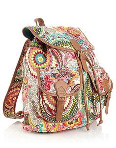 c19a8aa212 Waikiki Embellished Rucksack Purse Styles