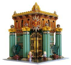 LEGO Modular Bank Main View | Flickr - Photo Sharing!