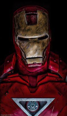#Iron #Man #Fan #Art. (Iron Man) By: ©KVM77. (THE * 5 * STÅR * ÅWARD * OF: * AW YEAH, IT'S MAJOR ÅWESOMENESS!!!™)[THANK Ü 4 PINNING!!!<·><]<©>ÅÅÅ+(OB4E)