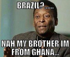 Brasil - Alemania #mundial #worldcup #funny