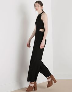 KNITTED JUMPSUIT - NEW PRODUCTS - NEW PRODUCTS - PULL&BEAR Greece