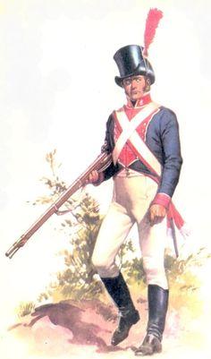 TERCIO DE CANTABROS MONTAÑESES tuvo seis compañias de las cuales una era de granaderos y una de miñones agregada