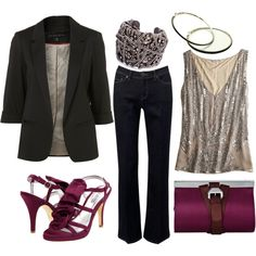 Love these kicks with the outfit!  Great for a date night!