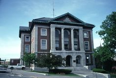 Court House Bangor Maine