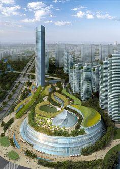 21st Century Architecture: Seven Best New Buildings: 21st Century Architectural Design