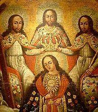 Trinity - The Coronation