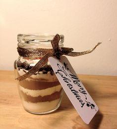 Mini Hot Cocoa Mix in a Jar — Cursive Correspondence