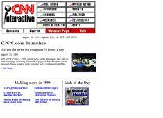 Design Museum, Timeline, 1990s, Web Design, Product Launch, Politics, Technology, Website, Tech