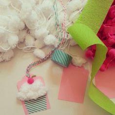 oopsie maizie: cupcake gift tags...