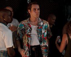 dancing animated GIF Jim Carrey, Dancing Animated Gif, Funny Memes, Hilarious, Funny Gifs, Nick Saban, Pop Culture References, Cinema, Film Serie