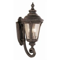 Trans Globe Lighting 5041 3 Light Outdoor Wall Sconce
