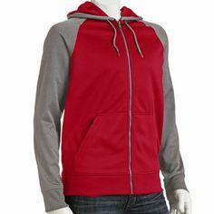 Tony Hawk® Performance Colorblock Raglan Fleece Hoodie, Black S - $24.99*0.8=19.99