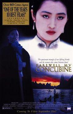 Adiós a mi concubina (1993)