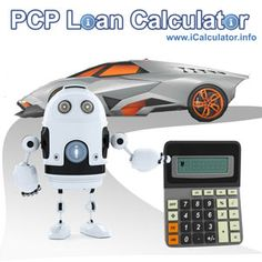 PCP Calculator | PCP Car Finance Calculator