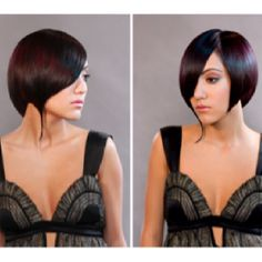 Editorial hairdressing