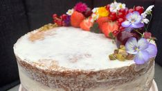 Foto: Marit Hegle Gelatin, Vanilla Cake, Oreo, Camembert Cheese, Food And Drink, Dairy, Baking, Desserts, Recipes