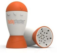 The Baby Shusher | 30 Unexpected Baby Shower Gifts That Are Sheer Genius