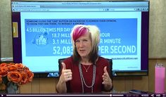 """The ALL NEW """"Social Media Inner Circle"""" program!  With Internet Millionaire, Sandi Krakowski  each month! INCLUDES:  -Weekly video training and update from Sandi Krakowski personally - Action Steps you can take in your business on social media immediately each week -Live interaction with Sandi DAILY in her Private Facebook Group For Inner Circle Members Monthly LIVE Call With Sandi  As A Group"""