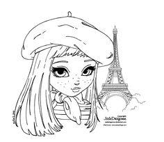 France by *JadeDragonne on deviantART