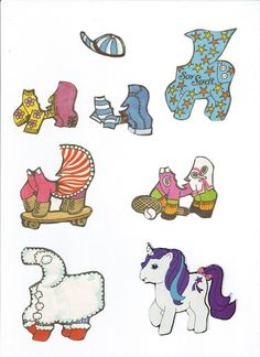 My Litle Pony - Pia Larsson - Picasa Webalbum SO CUTE