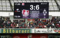 3:6 in Leverkusen, 2010/2011