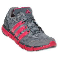 adidas ClimaCool Chill Women's Running Shoe   FinishLine.com   Grey/Pink/Graphite