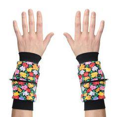 Wrist Zips - Wrist Wallet