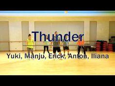 Zumba® Cool Down / Thunder - Imagine Dragons - YouTube