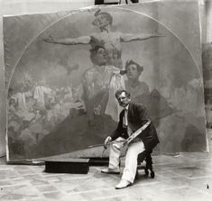 ART & ARTISTS: Alphonse Mucha - part 9
