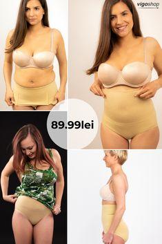 Talia înaltă a chiloților te va ajuta să obții aspectul unui corp bine modelat, deoarece ascunde grăsimea în exces de pe abdomen, din jurul taliei și de pe fund. Slim Waist, Bikinis, Swimwear, Retro, Fashion, Figurine, Trousers, Kleding, Nice Asses