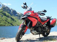 Review: Ducati Multistrada MTS1200 S Touring - Road Tests - Visordown