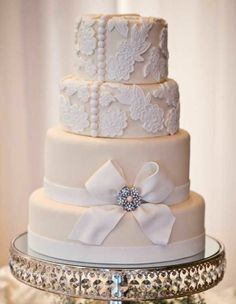 Old Hollywood Cakes   vintage glamour wedding cake Archives   Weddings Romantique